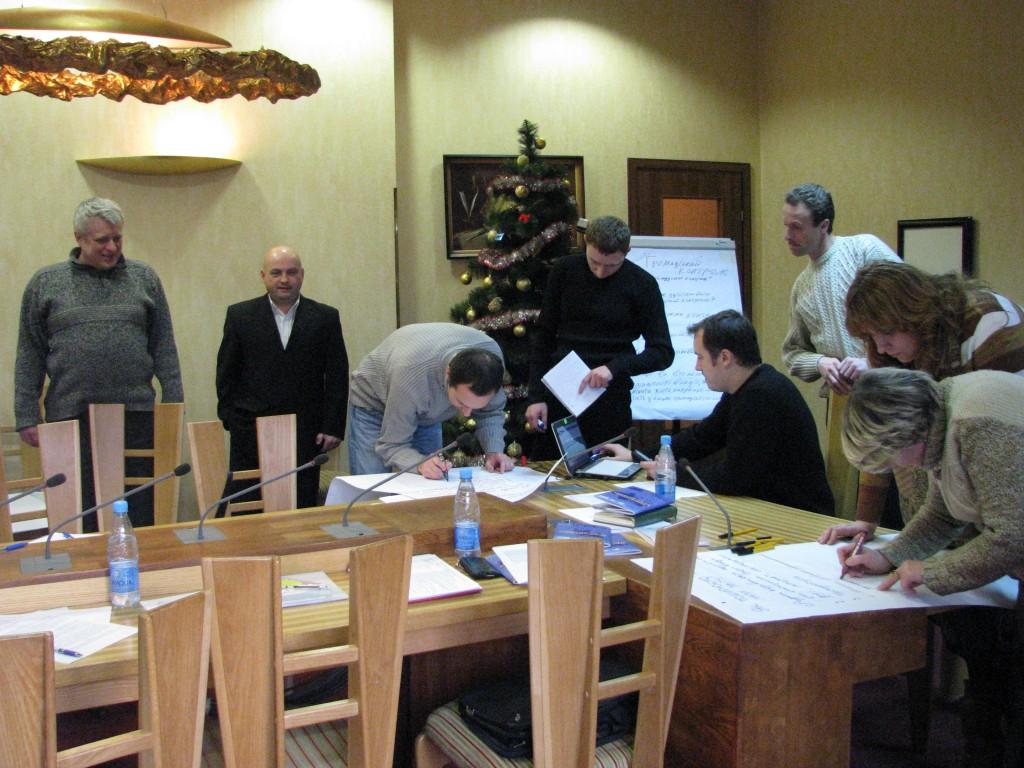 На Львівщині підбили перші підсумки навчання у Школі громадського контролю