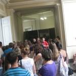 Вступна кампанія 2012 - черги